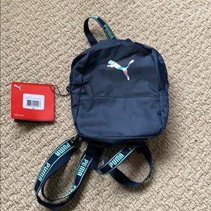 Puma commute super mini crossbody backpack!